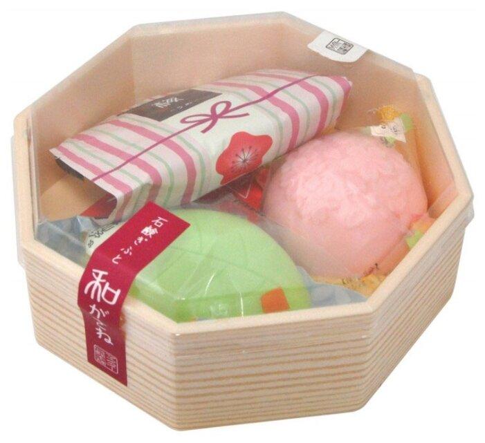 Набор туалетного мыла Master Soap Цветы
