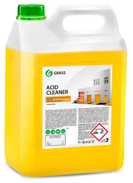 Очиститель GraSS Acid Cleaner