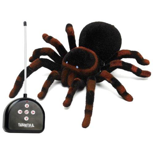 Купить Робот CuteSunlight Toys Factory Тарантул 781 черный/коричневый, Роботы и трансформеры
