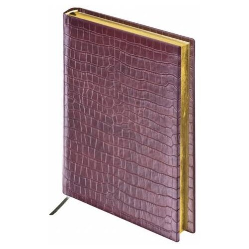 Ежедневник BRAUBERG Comodo недатированный, искусственная кожа, А5, 160 листов, коричневый ежедневник brauberg imperial а5 160 листов недатированный коричневый