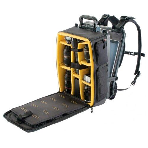 Рюкзак для фото-, видеокамеры Pelican (Peli) S115 черный