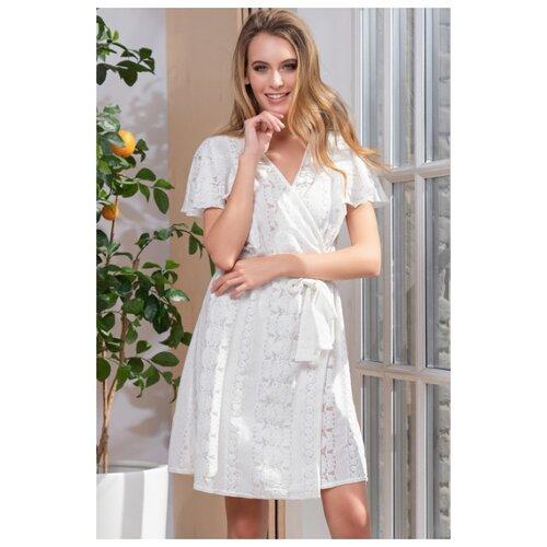 Халат MIA-AMORE размер XS белый платье oodji ultra цвет красный белый 14001071 13 46148 4512s размер xs 42 170