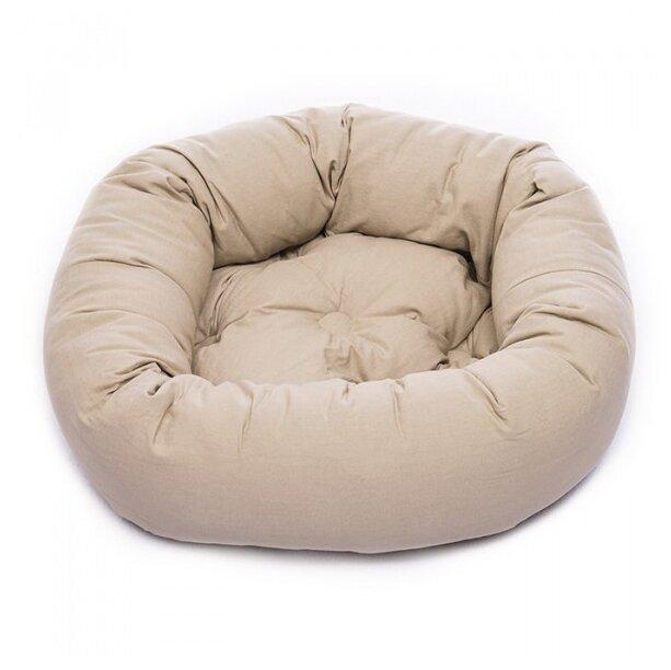 Лежак для кошек, для собак Dog Gone Smart Donut M 87.5х87.5 см