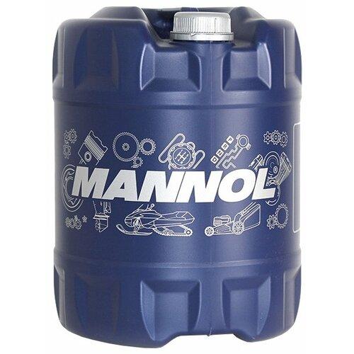 Моторное масло Mannol Diesel Turbo 5W-40 20 л моторное масло mannol extreme 5w 40 20 л