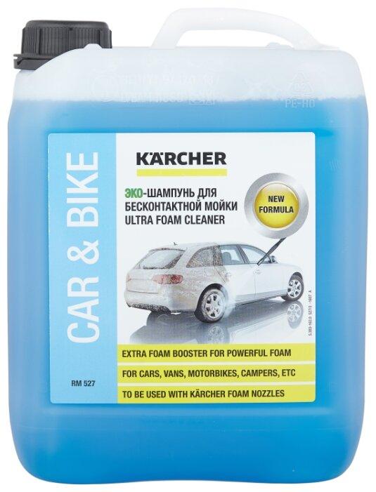 Auto-Wasch & Wachs — Автошампунь с воском 1 л.