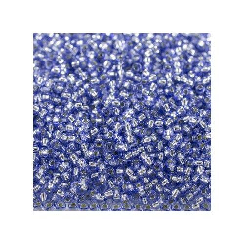 Купить Бисер Preciosa , 10/0, 50 грамм, цвет: 78131 синий, Фурнитура для украшений