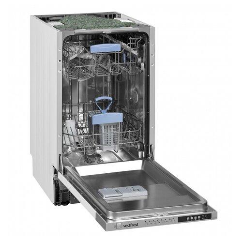 Посудомоечная машина Vestfrost VFDW4542 духовой шкаф vestfrost vfmt60obg
