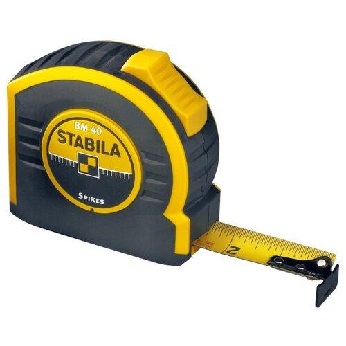 Измерительная рулетка Stabila 17736 16 мм x 3 м stabila 16320