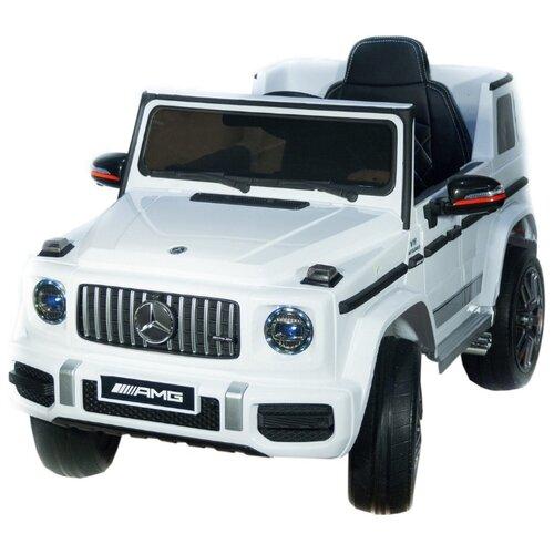 Купить Toyland Автомобиль Mercedes-Benz G63 AMG BBH-0003, белый, Электромобили