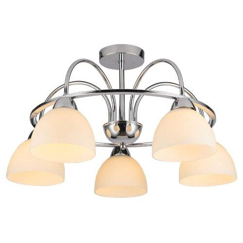 Фото - Потолочная люстра Arte Lamp A6057PL-5CC люстра потолочная arte lamp gelo a6001pl 9bk
