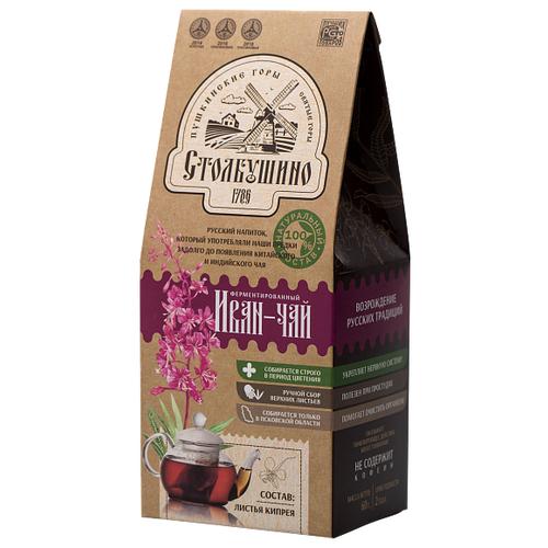 Чай травяной Столбушинский Иван-чай, 60 г чай травяной спокойный день