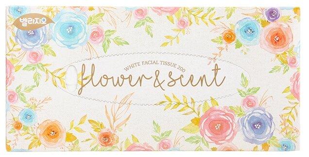 Салфетки Monalisa Bellagio Flower & Scent