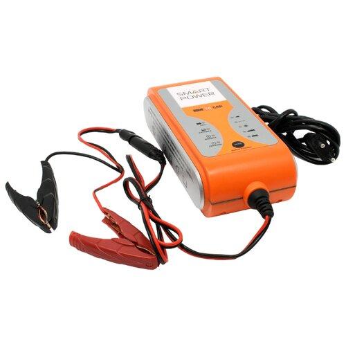 Зарядное устройство BERKUT Smart power SP-8N оранжевый