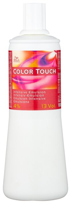 Wella Professionals Color Touch эмульсия, 4%