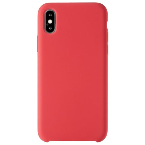 Чехол uBear Touch Case для Apple iPhone X/Xs rich red
