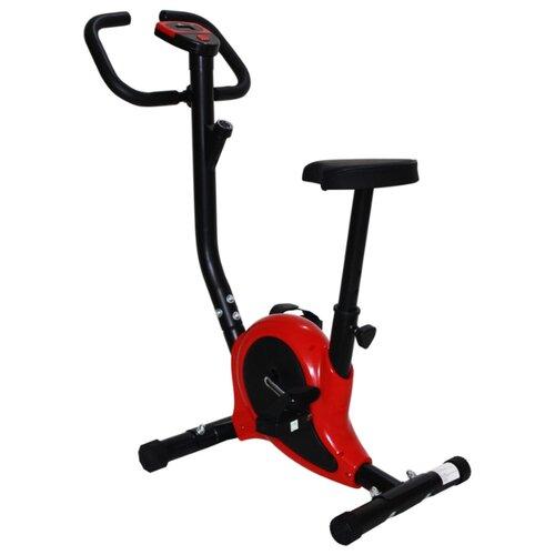 Вертикальный велотренажер DFC B209 красный/черный вертикальный велотренажер dfc v10
