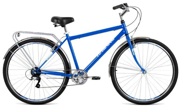 """Городской Велосипед Forward Dortmund 28 2.0 (2019) Синий 19"""""""
