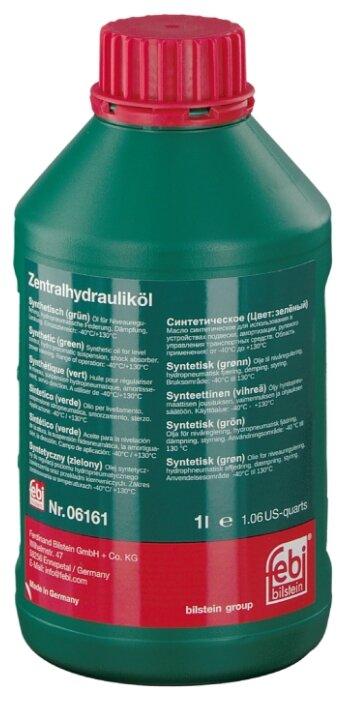 FEBI 06161 Жидкость в ГУР VW зеленое 1л