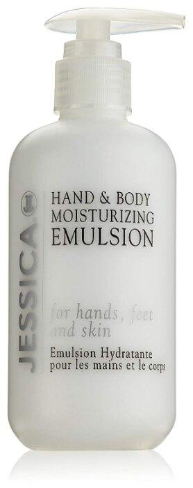 Эмульсия для тела Jessica Hand&Body Moisturizing Emulsion