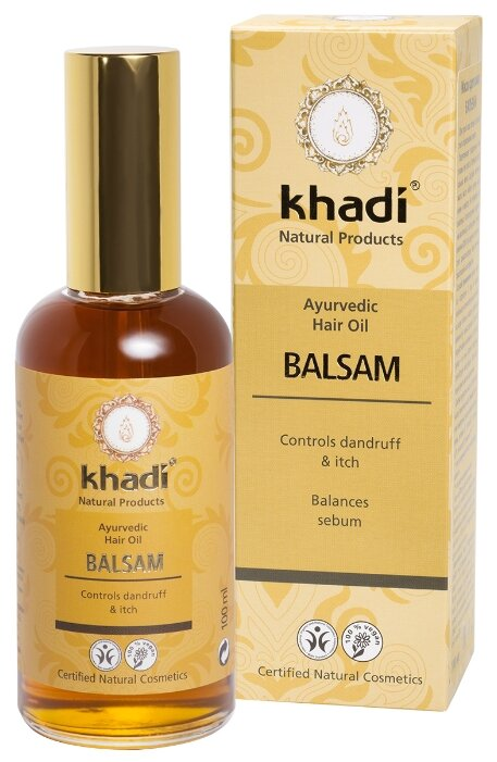 Khadi Naturprodukte Масло для волос Бальзам