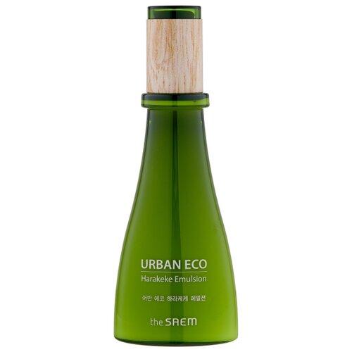 The Saem Urban Eco Harakeke Emulsion Эмульсия для лица с экстрактом новозеландского льна, 140 мл