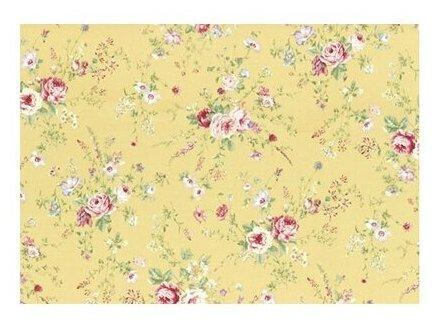 """Ткань для пэчворка PEPPY """"ROCOCO SWEET"""", 50х55 см, арт. 31361-50"""
