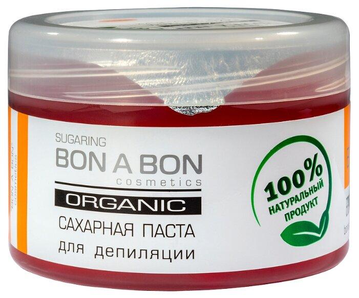 Сахарная паста Bon A Bon красная, плотная пп, 300г