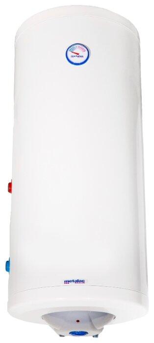 Накопительный электрический водонагреватель Metalac Heatleader MB Inox 120 PKL R (левое подключение)