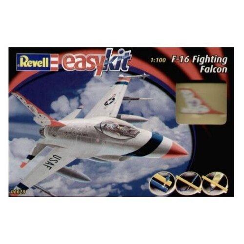 Фото - Сборная модель Revell F-16 Fighting Falcon (06628) 1:100 сборная модель revell ah 64 apache 06631 1 100