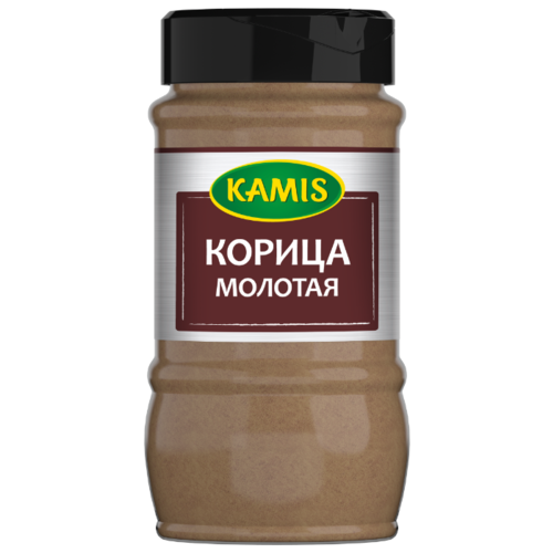 KAMIS Пряность Корица молотая, 245 г