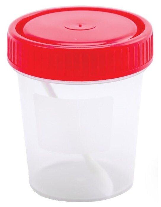 Benovy контейнер для биопроб одноразовый стерильный 60 мл