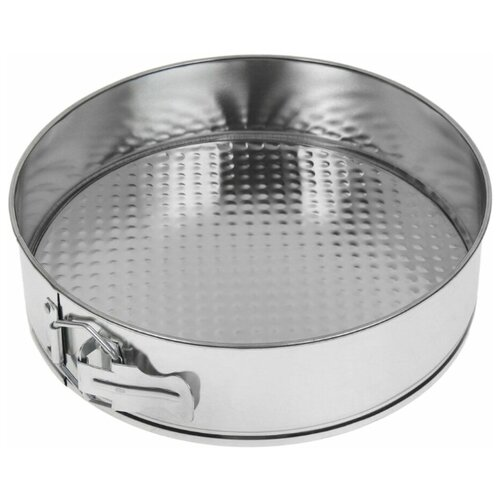 Форма для выпечки Доляна Круг. Фабиан 1003560 (25х7 см) форма для выпечки стальная доляна жаклин рифленый круг 3741678 24х5 см