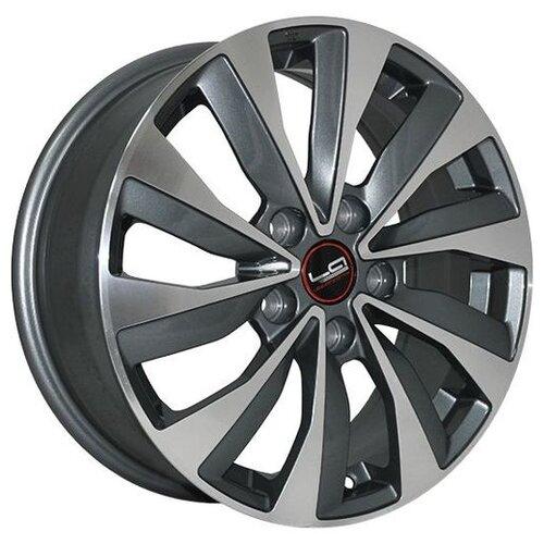 Колесный диск LegeArtis VW156 6.5x16/5x112 D57.1 ET42 GMF legeartis vw156 l a 6 5x16 5x112 d57 1 et42 gmf