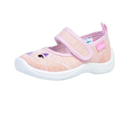 Туфли КОТОФЕЙ размер 25, розовый туфли для девочки капитошка цвет розовый c10841 размер 21