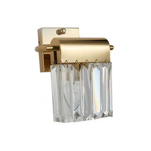 Настенный светильник Newport 4201/A gold, E14, 60 Вт недорого