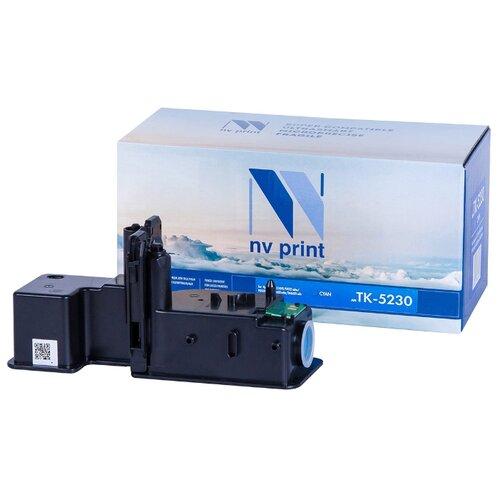Фото - Картридж NV Print TK-5230 Cyan для Kyocera, совместимый картридж nv print tk 8335 cyan для kyocera совместимый