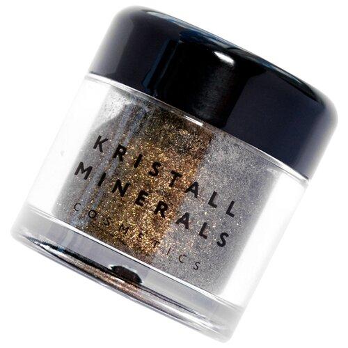 Купить Kristall Minerals Пигмент для век Моноцвет Р010 доспехи богини