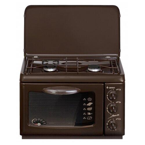 Фото - Мини-печь GEFEST ПГ 100 коричневый мини печь gfgril gfao 500 коричневый