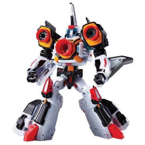 Купить Трансформер YOUNG TOYS Tobot Galaxy detectives Shuttle 301087 белый, Роботы и трансформеры