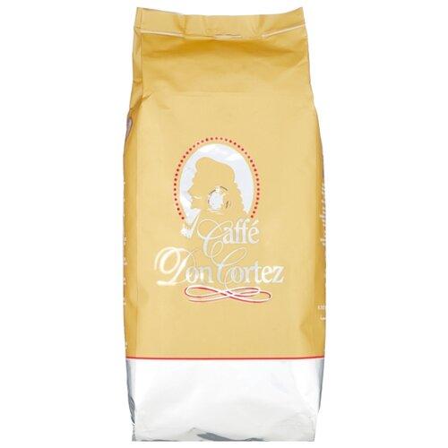 Кофе в зернах Don Cortez Gold, арабика/робуста, 1000 г кофе в зернах carraro don cortez black 1000гр