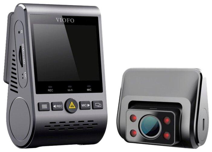 Видеорегистратор VIOFO A129 Duo IR, 2 камеры