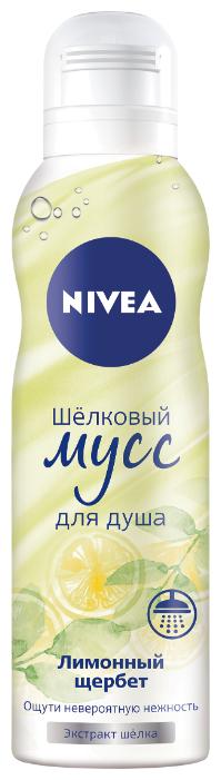 Мусс для душа Nivea Лимонный щербет