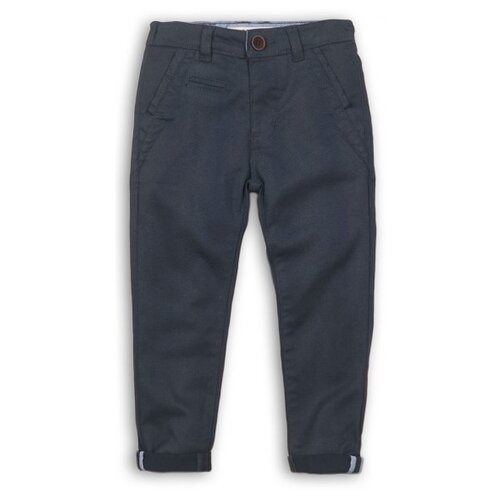 Брюки Minoti размер 6-7л, темно-синий брюки minoti размер 6 7л темно зеленый