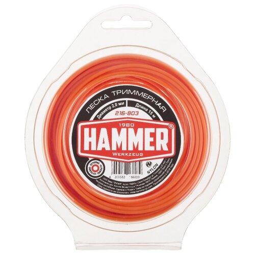Hammer 216-803 2 мм 15 м hammer 216 816 2 7 мм 15 м