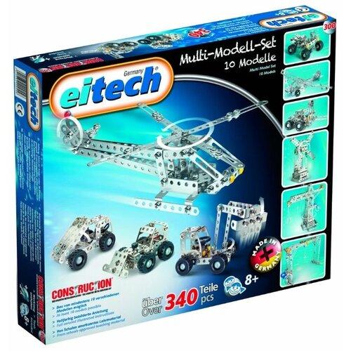 Купить Винтовой конструктор Eitech Classic C300 Мультимодельный набор, Конструкторы