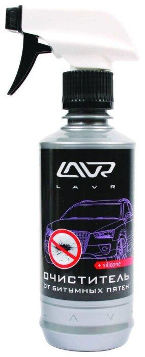 Очиститель кузова Lavr от битумных пятен LN1404, 0.33 л