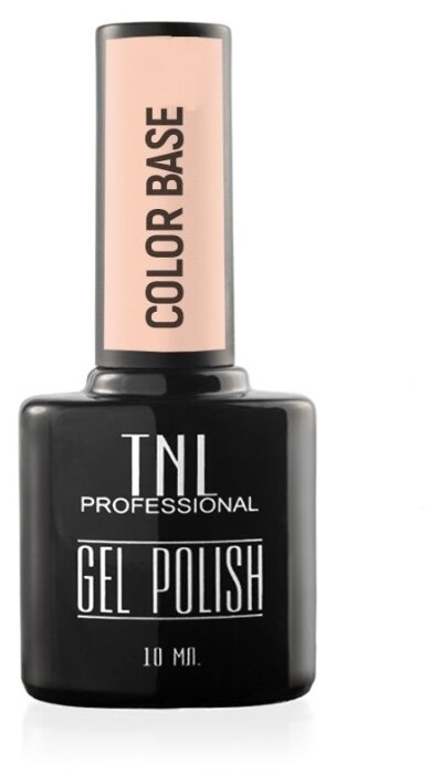 TNL Professional базовое покрытие Color Base 10 мл