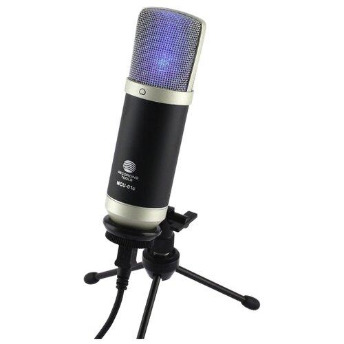 Микрофон Recording Tools MCU-01-c, черный