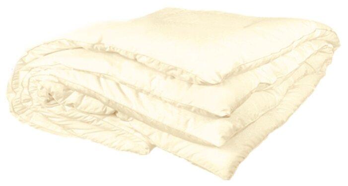 Одеяло теплое PRIMAVELLE BELLISSIMO Camel 140х205, с верблюжьей шерстью