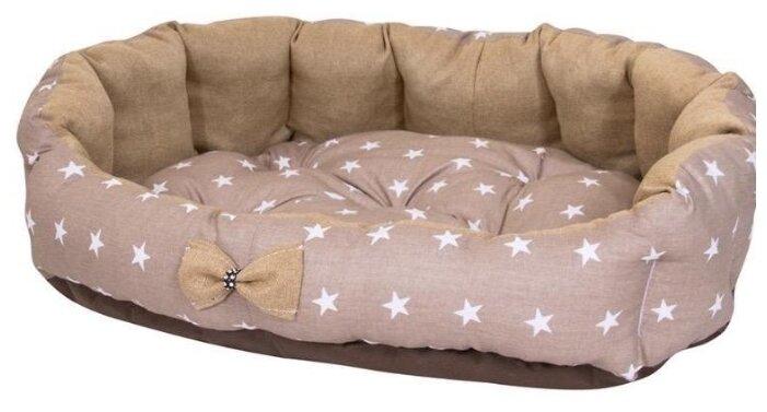 Лежак для собак и кошек HutPets MiniCot L 90х70 см